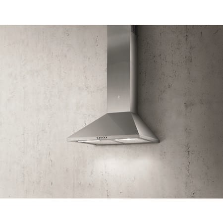 Elica TAMAYA-60-HP Tamaya High Performance 60cm Chimney Cooker Hood Stainless Steel