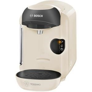 Bosch TAS1257GB Tassimo Vivy II Hot Drinks Machine Cream