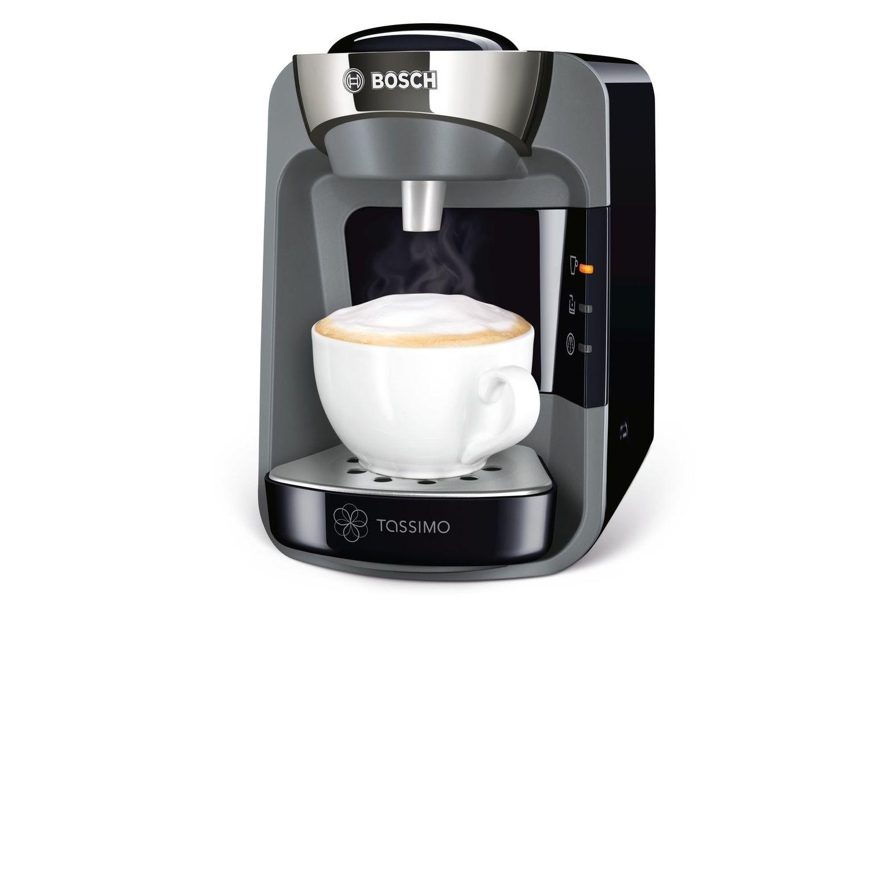 Tassimo by Bosch TAS3202GB Suny Pod Coffee Machine Black
