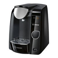 Bosch TAS4502GB Tassimo Joy 2 Black Coffee Machine