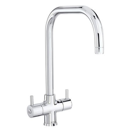 CDA TC65CH Monobloc Tap with Quad Spout