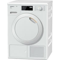 Miele TCE620WP T1 ChromeEdition 8kg Freestanding Heat Pump Condenser Tumble Dryer White