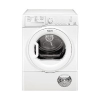 Hotpoint TCFS73BGP Aquarius 7kg Freestanding Condenser Tumble Dryer - Polar White