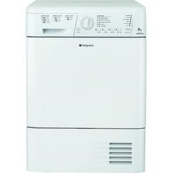 Hotpoint TCHL780BP Aquarius 8kg Freestanding Condenser Tumble Dryer White