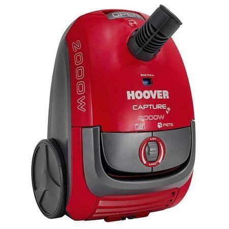 hoover tcp2011 capture 2000w pet cylinder vacuum cleaner. Black Bedroom Furniture Sets. Home Design Ideas