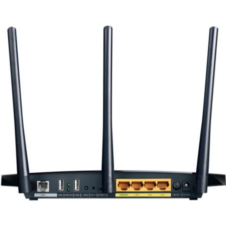 TP-Link N600 TD-W8980 Modem Router - Wireless Dual Band Gigabit ADSL2