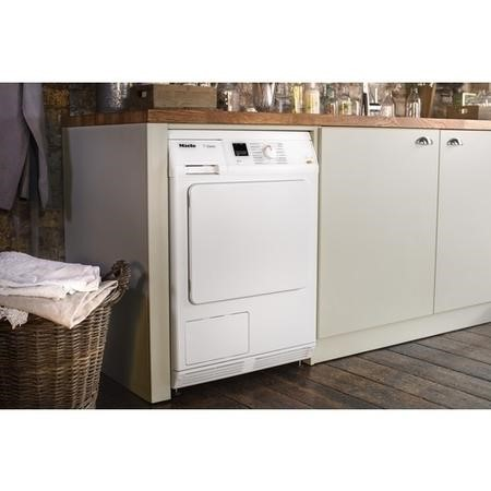 Miele TDA150C Classic 7kg Freestanding Condenser Tumble Dryer White