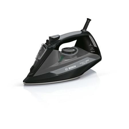 Bosch TDA3020GB Steam Iron With Continuous Steam - Black & Grey