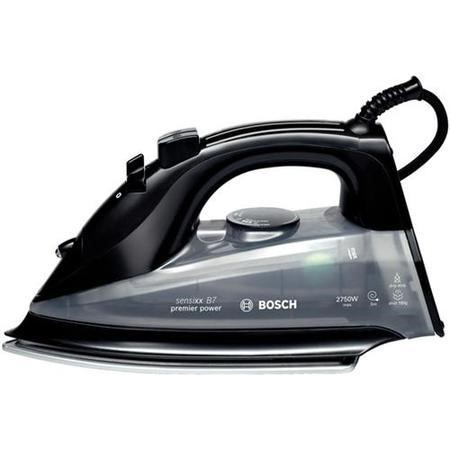 Bosch TDA7640GB Premier Power Steam Iron in Black & Grey