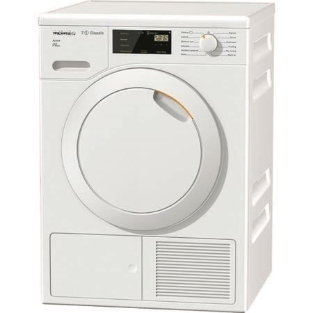 Miele TDB220 7kg Freestanding Heat Pump Tumble Dryer - White