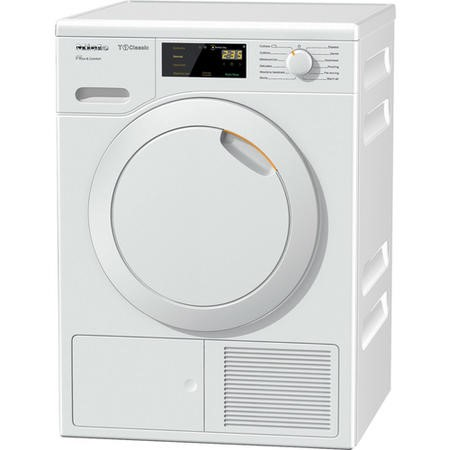 Miele TDD120 Classic 8kg Freestanding Heat Pump Tumble Dryer - White