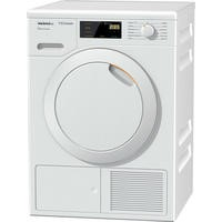 Miele TDD120 Classic 8kg Freestanding Heat Pump Condenser Tumble Dryer White