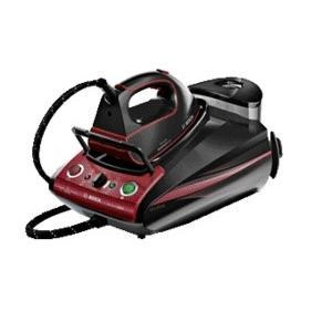 Bosch TDS3771GB Ultimate Power Steam Generator Iron - Black & Red