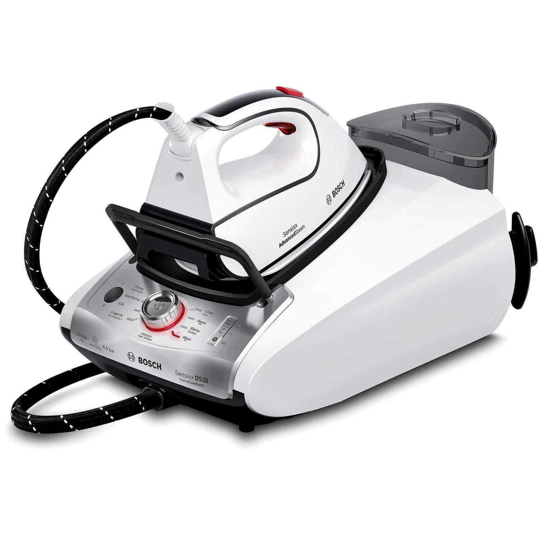 Bosch TDS3872GB 3100W Steam Generator Iron White