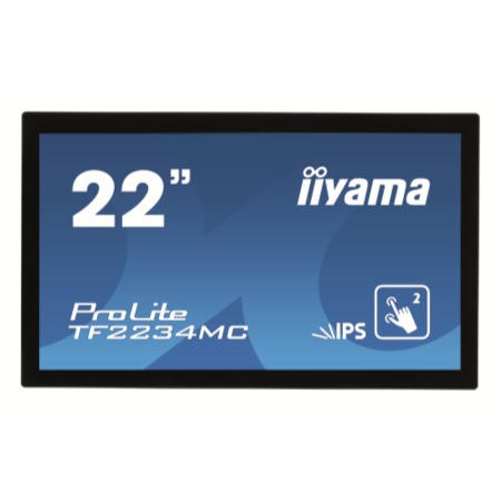 Iiyama TF2234MC-B1 22 Inch touch screen LED Display