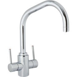 CDA TH100CH 3-In-1 Instant Hot Water Tap Chrome