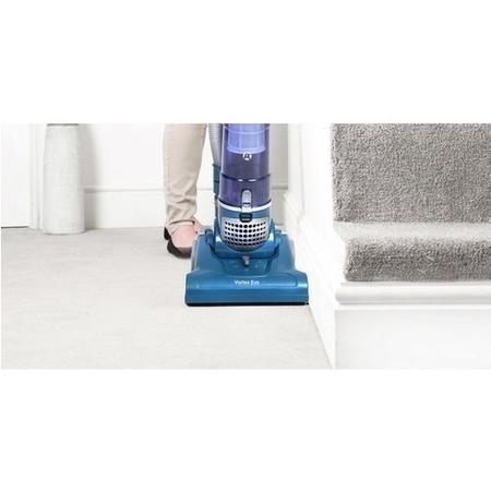 Hoover TH31VO01 Vortex Evo Bagless Upright Vacuum Cleaner Blue