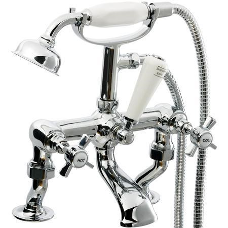 Elod Traditional Bath Shower Mixer Tap
