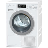 Miele TKB640WP T1 ChromeEdition 8kg Freestanding Heat Pump Condenser Tumble Dryer White