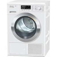 Miele TKG840WP 8kg Freestanding Heat Pump Condenser Tumble Dryer White