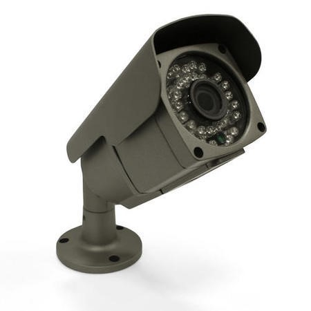 electrIQ 8 Channel 1080p NVR and 8 960p POE Bullet Cameras No Hard Drive Included