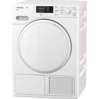 Miele TMB340WP T1 WhiteEdition 8kg Freestanding Heat Pump Condenser Tumble Dryer White