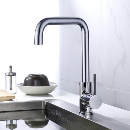 Taylor & Moore Single Lever Kitchen Sink Mixer Tap