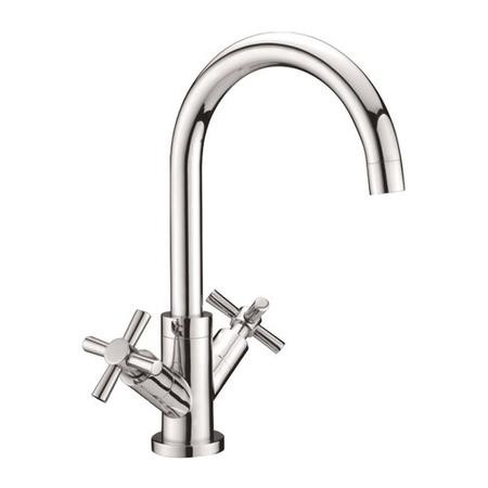 Taylor & Moore Monobloc Kitchen Sink Mixer Tap - Polished Chrome