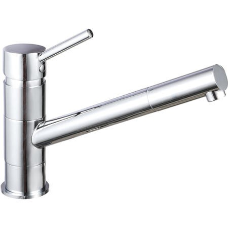 Taylor & Moore Single Lever Kitchen Sink Mixer Tap with Swivel Spout