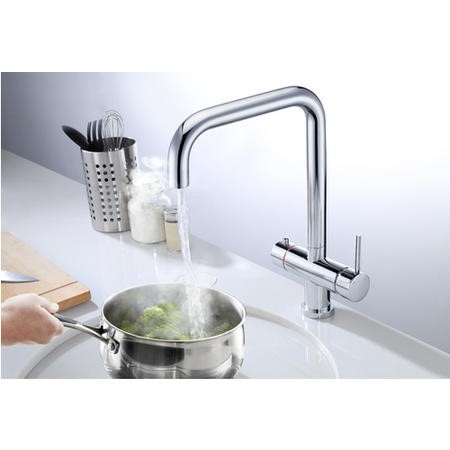 Taylor & Moore Instant Boiling Water Kitchen Sink Mixer Tap