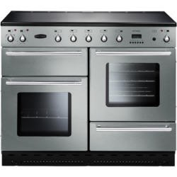 Rangemaster 88070 Toledo 110cm Electric Range Cooker With Induction Hob - Stainless Steel