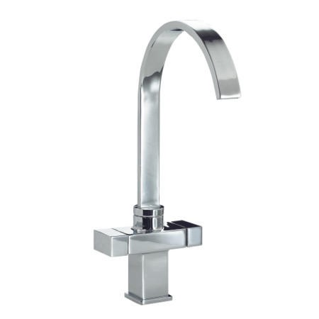 Astracast TP0611 Planar Twin Dial Single Flow Tap in Chrome