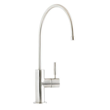 Astracast TP0765 Vida Brushed Steel Single Lever SpringFlow Filter Water Tap