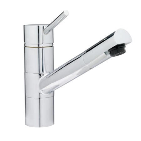 Astracast TP0781 Ariel Single Lever SpringFlow Tap in Chrome