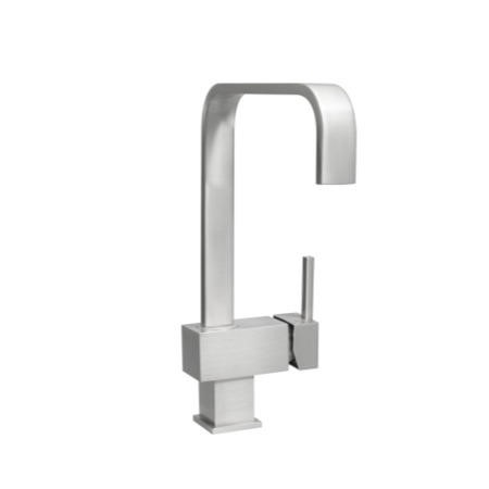 Astracast TP0790 Orinoco Single Lever Waterfall Flow Tap - Brushed Steel