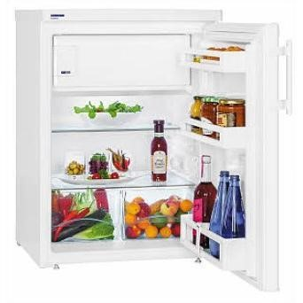 Liebherr TP1724 Comfort 85x60cm Under Counter Freestanding Fridge With Icebox White
