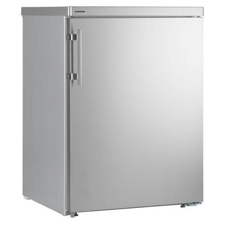 Liebherr TPESF1714 Table Height Stainless Steel Door Freestanding Fridge With Icebox