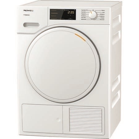 Miele TSB143 WP 7kg Heat Pump Freestanding Tumble Dryer - White