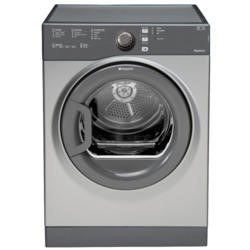 Hotpoint TVFS73BGG 7kg Freestanding Vented Tumble Dryer Graphite