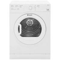 Hotpoint TVFS73BGP 7kg Freestanding Vented Tumble Dryer Polar White