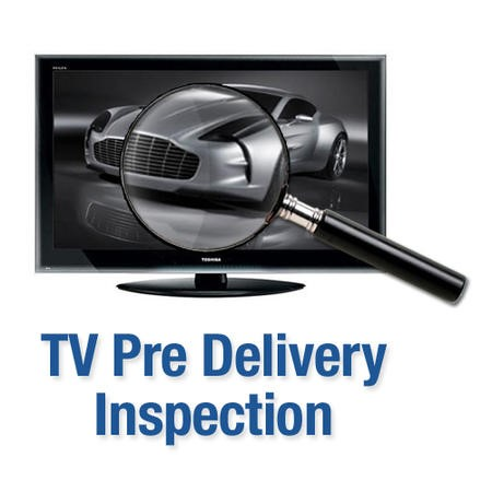 TV Pre Delivery Inspection