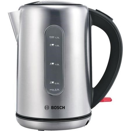 Bosch TWK7901GB 1.7 Litre Cordless Kettle Stainless Steel