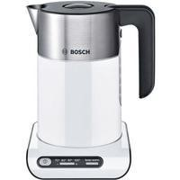 Bosch TWK8631GB Styline 1.5L Digital Cordless Kettle - White