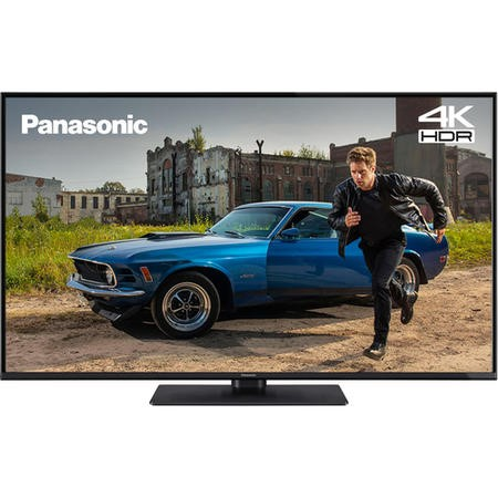 "Refurbished Panasonic 43"" 4K Ultra HD with HDR LED Freeview Play Smart TV without Stand"