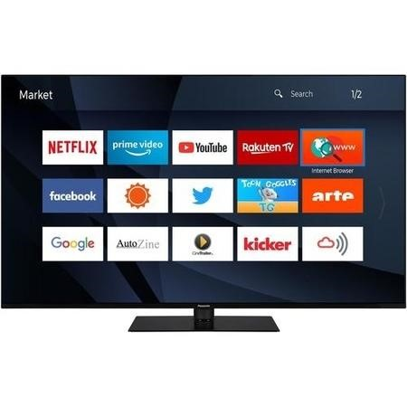 "Panasonic TX-55HX600B 55"" 4K Ultra HD Smart LED TV"