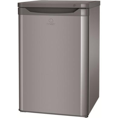 Indesit TZAA10S Under Counter Freestanding Freezer - Silver