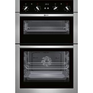 Neff U14M42N5GB built-in double oven Electric Built-in  in Stainless steel