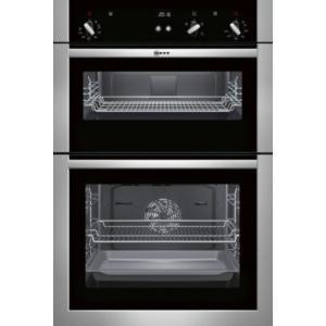 Neff U14S32N5GB built-in double oven Electric Built-in  in Stainless steel