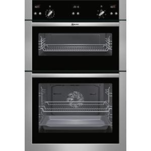 Neff U15E52N5GB built-in double oven Electric Built-in  in Stainless steel