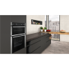 Neff U1ACI5HN0B N50 7 Function Electric Built In Double Oven With Catalytic Cleaning - Stainless Steel